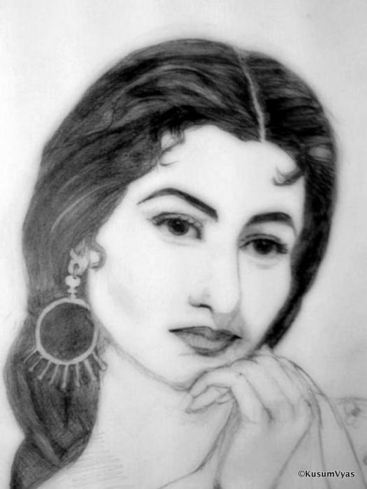 Madhubala by Vyas